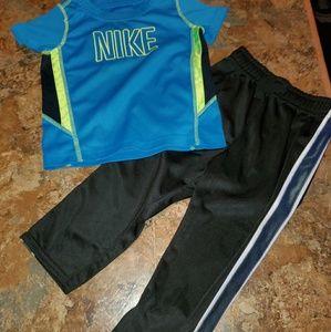 Nike dri fit pants outfit mix